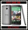 "Оригинальный HTC One M8 Разблокирована GSM 4 Г LTE Android Quad Core RAM 2 ГБ ROM 16 ГБ Мобильный Телефон HTC One M8 5.0 ""WIFI GPS 4MP"