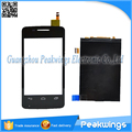 Tela de toque para alcatel one touch t pop ot4010 4010d lcd screen display com número de rastreamento