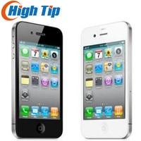 Free Gift 100 Factory Original Unlocked Apple Iphone 4G 8GB 16GB 32GB Cell Phone 3 5