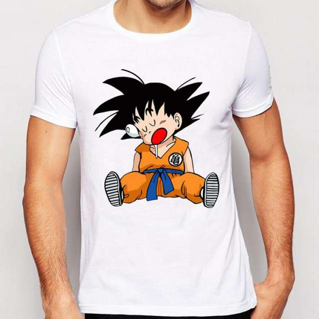 2017 Dragon Balls Character Design T-Shirt