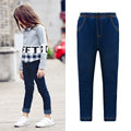 2016 Summer Jeans for Girls Clothing for Teen Girls Teenage Clothes Children Trousers Age 5 6 7 8 9 10 11 12 13 14T Years Old