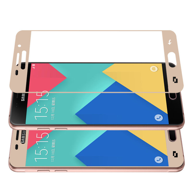 Full screen cover Tempered Glass For samsung galaxy A3 2016 A310F Screen Protector Printing Protective Film For samsung A3100