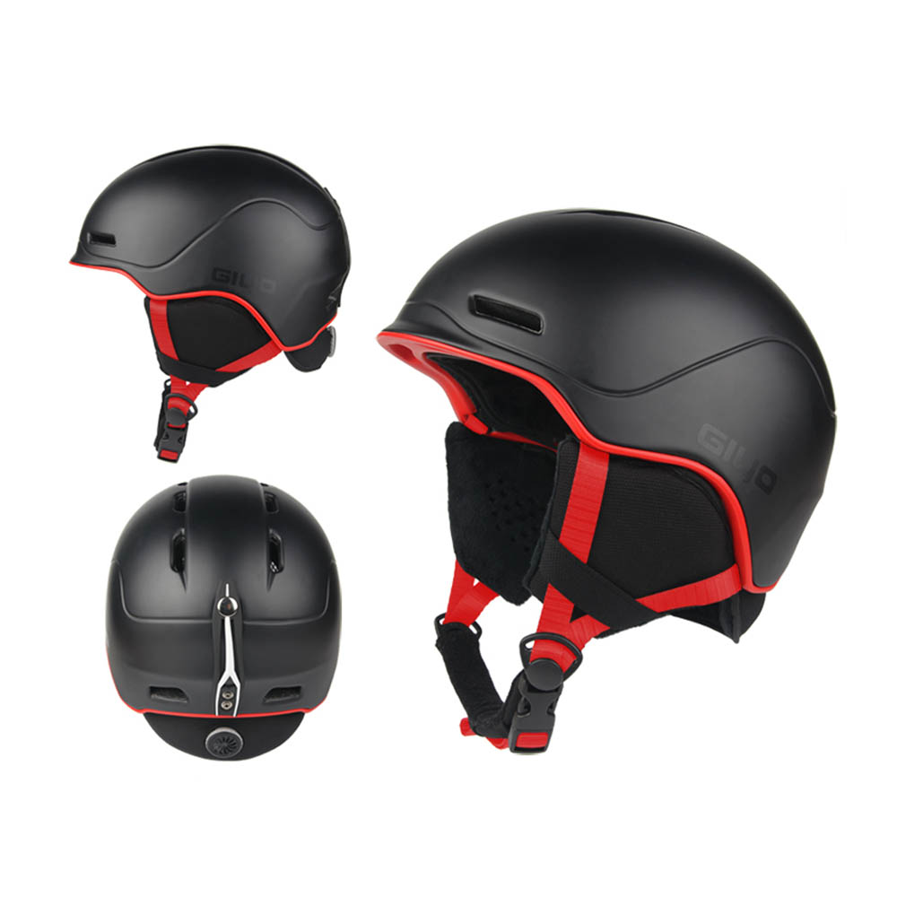 Ski Helmet Integrally-molded Snowboard helmet Men Women Skating Skateboard Skiing Helmet ...
