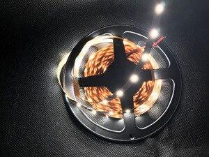 Image 2 - DIY LED U HOME High CRI RA 90+ LED Strip Light 2835SMD DC12V 5M 300leds Nonwaterproof Neutral White 4500K LED Lighting for Home