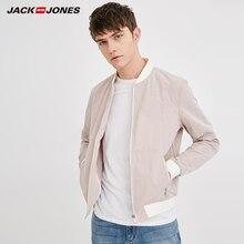 Jack Jones Nam Bóng Chày Áo Khoác Áo Khoác Bomber Lông Ngắn 218321548