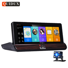 QUIDUX 7 0 Full HD 1080P Car Truck DVR GPS Navigation 3G Android Dual font b
