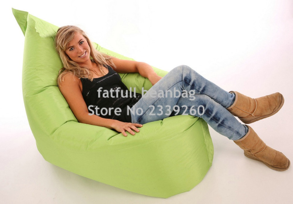 Swell Us 50 0 Cover Only No Filler Modern Both Indoor And Outdoor Adults Bean Bag Chair Couple Anywhere Love Sack Free Shipping In Bean Bag Sofas From Andrewgaddart Wooden Chair Designs For Living Room Andrewgaddartcom