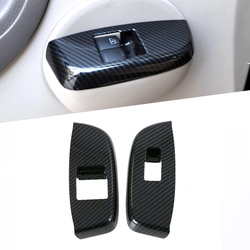 For Nissan NV200 Evalia 2010 - 2018 ABS Chrome Car Interior Door Handle Armrest Cover Car Styling Stickers Auto Accessorie