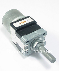 Japan ALPS Motor Volume Potentiometer 4 X 100K