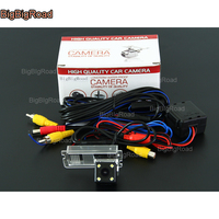 BigBigRoad Car Rear View Reversing Camera with Filter / power relay For Chery E3 2013 2014 2015 QQ A1 Fulwin2 fulwin 2 2013 2016