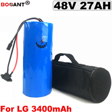 Battery-Pack Electric-Bike-Battery Charger Lithium-Ion 48V 18650 for 8FUN 1200W