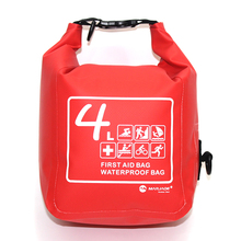 4L Outdoor Waterproof Bag Pouch Ocean Pack Pvc Dry First Aid Water Proof Bag Pouch Swim Swimming River Trekking Impermeable 12l inflatable pvc hermetic dry waterproof bag pouch ocean pack for swimming water proof bag impermeable backpack swim buoy
