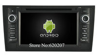 S160 Android 4.4.4 DVD player DO CARRO PARA AUDI A6 (1997-2004) car audio stereo Multimedia GPS Quad-Core