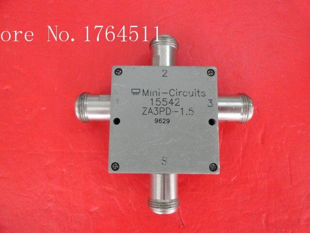 [BELLA] A Two Mini Power Divider ZA3PD-1.5 750-1500MHz N
