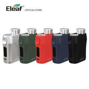 Image 2 - オリジナル Eleaf iStick ピコ X ボックス Mod 75 ワット最大ワット数 0.69 インチスクリーンラバーペイント吸うボックス mod 電子タバコ