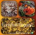 (500mg*5000 Softgels) 350:1 Duan-Wood Ganoderma Lucidum/Reishi Spore Extract Oil Triterpene30%
