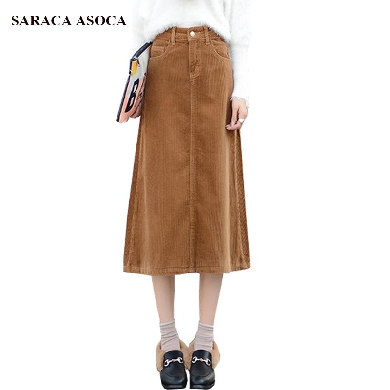 Stop118 Winter Plus Skirt