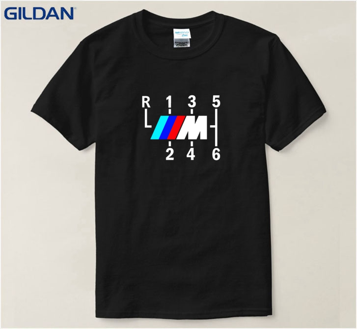 Ultime Divertente T Shirt 2017 BMW Cambio Luce Solare Fit T-Shirt Tops Casuals