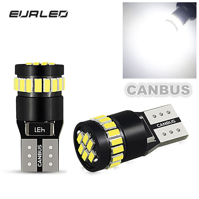 Signal Lamp Automobiles & Motorcycles 2x W5w Led Error Free T10 Led 168 Car Interior Light For Mercedes Benz W211 W221 W220 W163 W164 W203 C E Slk Glk Cls M Gl Class To Rank First Among Similar Products