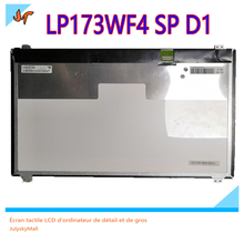 LP173WF4-SPD1 new screen 17.3-inch LCD panel display 1920 * 1080 matte ips 30pin EDP original