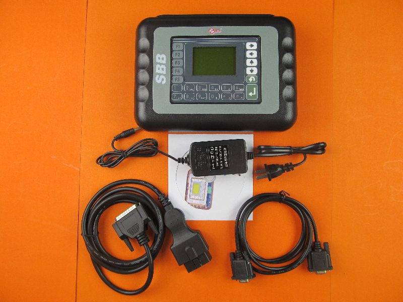 2018 sbb silca v46.02 sbb key programmer transponder key programming machine sbb key programmer no tokens