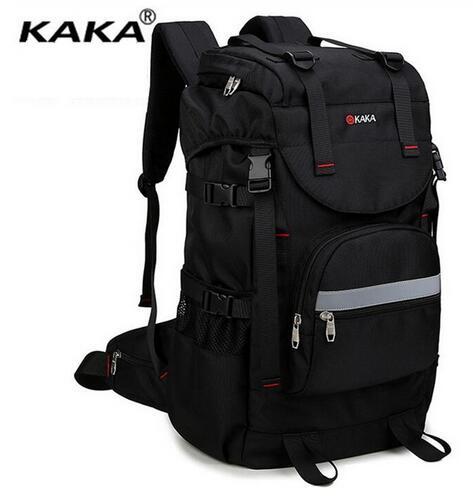 ФОТО Brand KAKA Large Laptop Oxford Backpack Men Travel bag Outdoor Travel Backpacks Day Pack Backpacks Shoulder Bags Men Racksacks