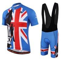 MILOTO İNGILTERE Bisiklet Takımı Yarış Bisiklet Forması/Pro Bisiklet Giyim/mtb Bisiklet Giyim Ropa Ciclismo/Maillot Bisiklet Jersey Giysileri