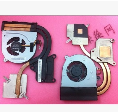 цены For Lenovo G405S G505S Laptop Cooling heatsink Fan