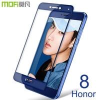 Honor 8 Full Cover Tempered Glass Huawei Honor8 Screen Protector Original Huwei Hauwei Hawei Protective Flim