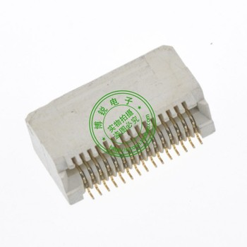 Spot supply genuine authentic TE AMP TYCO connector XFP connector 1367500-1