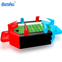 AA077 BENAO Free shipping The most popular inflatable air soccer/table football , inflatable sports games/Soccer inflatables