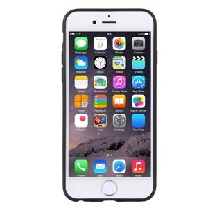 Image 2 - Brand New Dual SIM Card Adattatore con una Parte Posteriore Della Copertura di Caso Per il iphone 6/iPhone 6 s