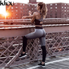 Casual Sporting Tracksuit Women 2 Piece Set Fitness Clothes Workout Sportswear For Female High Waist Leggings And Bra Suit