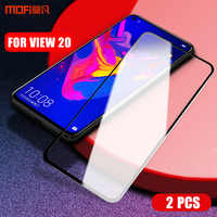 honor view 20 Glass MOFI huawei honor view 20 Tempered Glass honor V20 Screen Protector view20 Full Cover Tempered Glass 2PCS