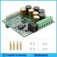 Raspberry Pi wzmacniacz wzmacniacz hifi karta rozszerzenia moduł audio kompatybilny w/Raspberry Pi 4 Model B/Pi 3 Model B +/3B/2B/B +