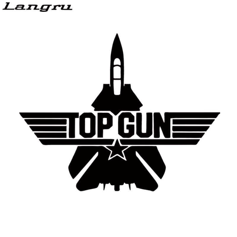 Langru для лучшее оружие Виниловая пленка для оклеивания автомобилей, подставка для ноутбука на стекло, на стену, на бампер Стикеры Автомобильная популярная Графика покрытие для автомобилей JDM