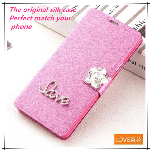 For OPPO A33 A33M A33W Original Case for OPPO A33 A33M A33W 5.0 inch Phone Bags & Cases Wallet Stand Flip PU Leather Cover