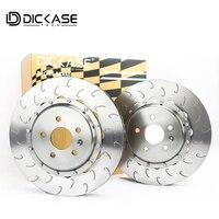 Dicase хорошее качество тормозного диска 370 мм * 36 мм для автомобильных частей для CP8520 красный тормозной суппорт для BMW e60 колеса автомобиля 20''