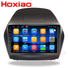 Android 2din Car DVD Cho Hyunda IX35 Tucson 2010-2015 Quad Core 1024*600 Xe Đài Phát Thanh Video Player GPS Navigation(China)