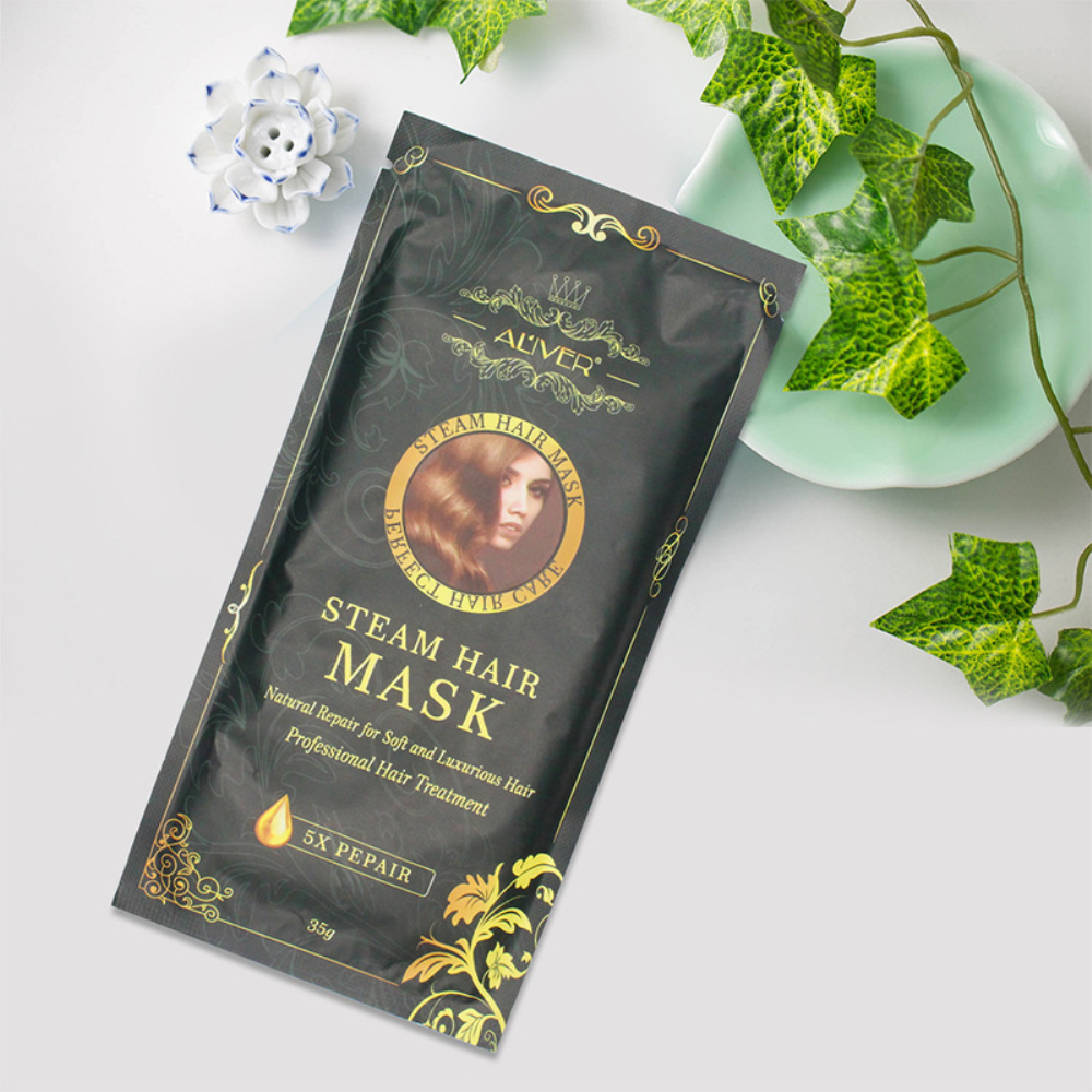 Effective Hair Repair Automatic Heating Steam Hair Mask Prevents Rough Hair Dryness, Splitting, Pure Scalp Hair Care Mask TSLM1