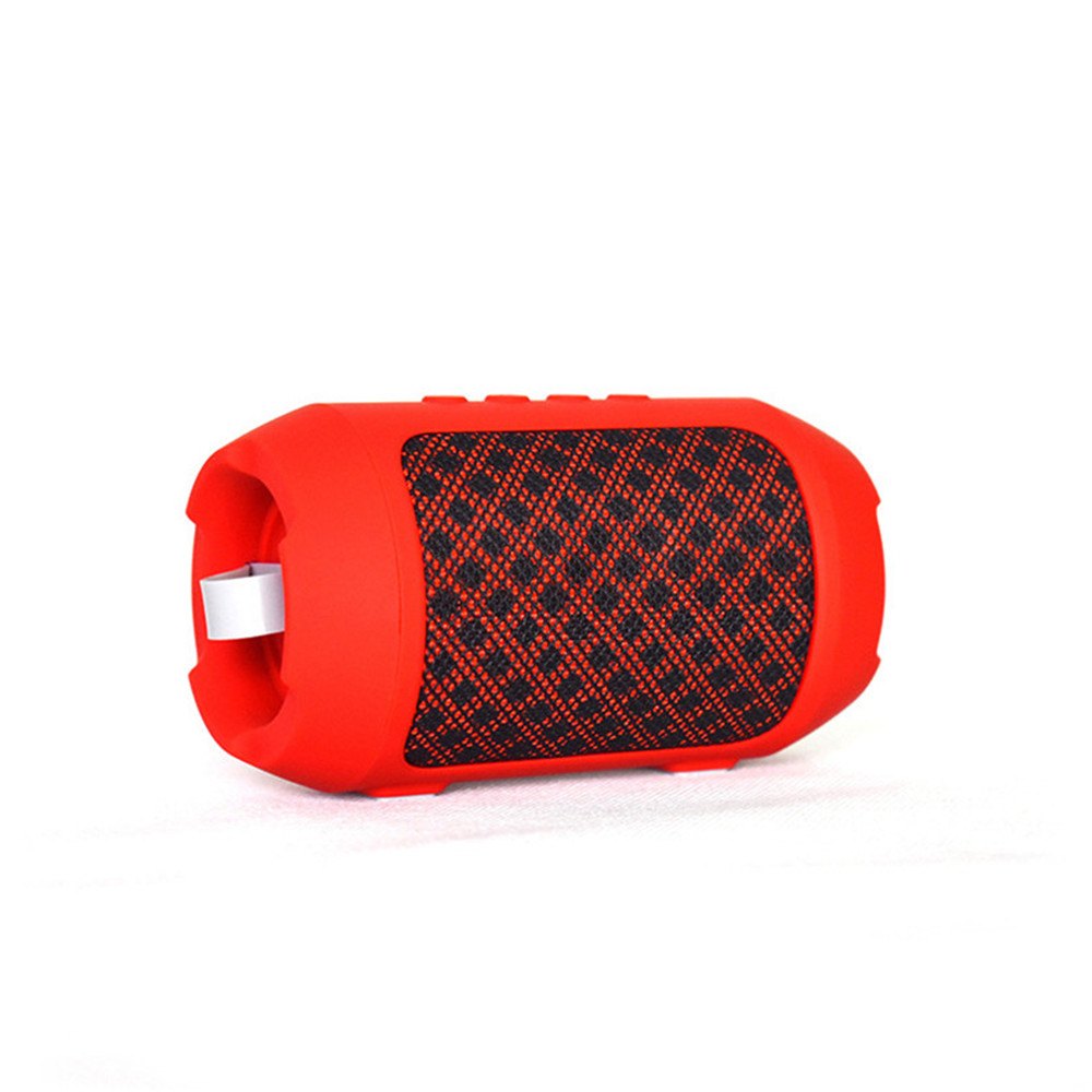 BS116 New wireless bluetooth portable speaker Outdoor Mobile Bluetooth Speaker music subwoofer speaker mrice campers 2 0 bluetooth speaker portable music box