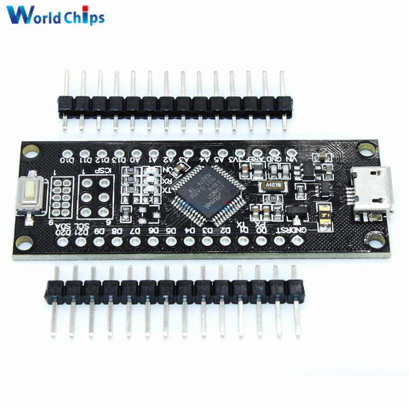 SAMD21 M0 Mini  32 bit ARM Cortex M0 core  Pins UnSoldered