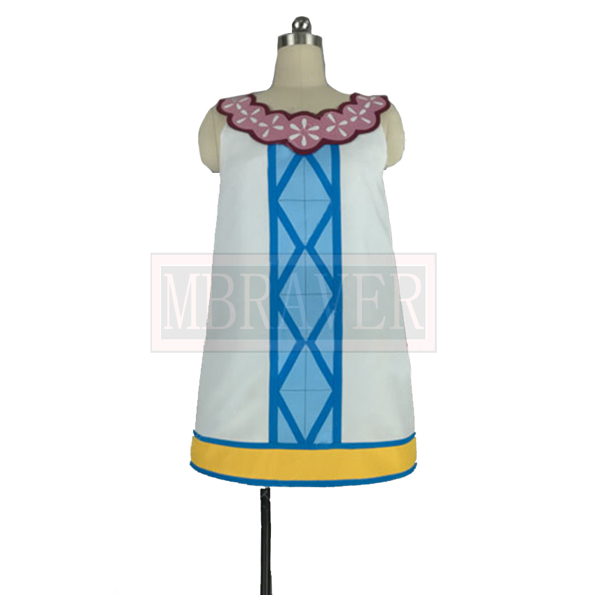 Fairy Tail Dragon Cry Wendy Marvell Cosplay Costume Custom ...