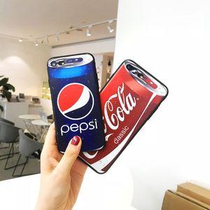 MA The Cola Phone Case For Huawei P8 lite 2017 P9 P10 P20 Lite Plus Nova Honor 6C 6A 6X Honor 8 Honor 9 Mate 10 lite