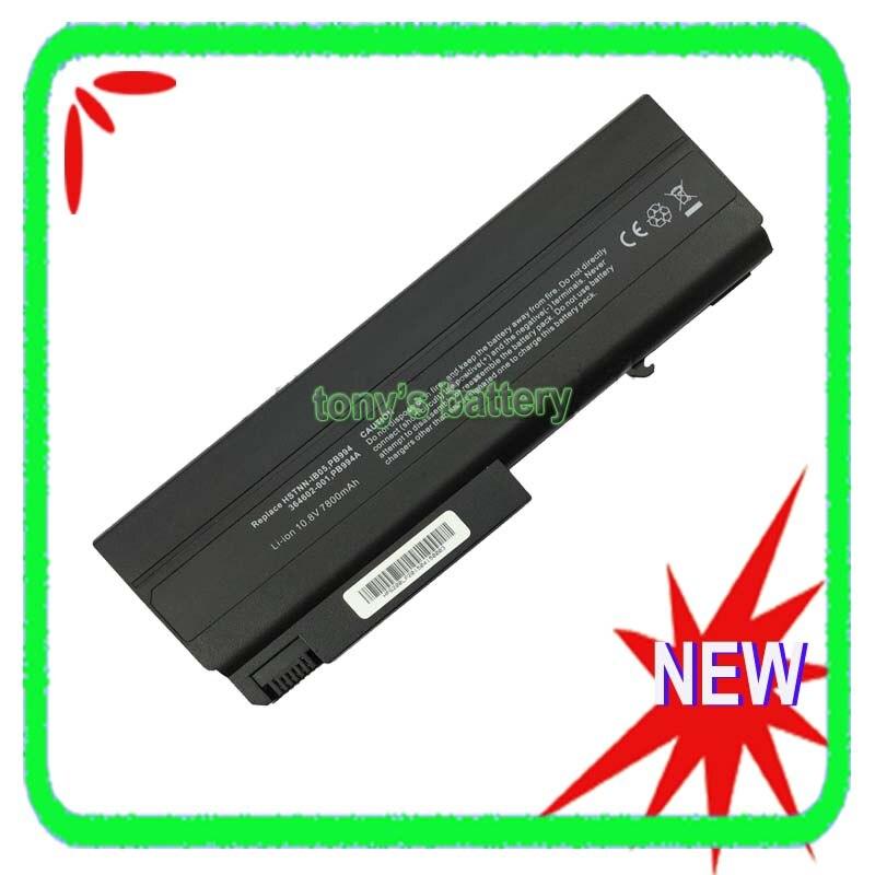 7800mAh Battery For HP Compaq NC6100 NC6105 NC6320 NC6400 NC6110 NC6115 NC6230 NC6220 NX6100 NX6120 NX6300 HSTNN LB05