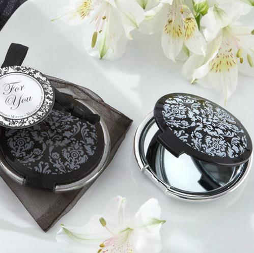 free shipping mirror compacts wedding favors and gifts wedding gifts for guests wedding souvenirs event