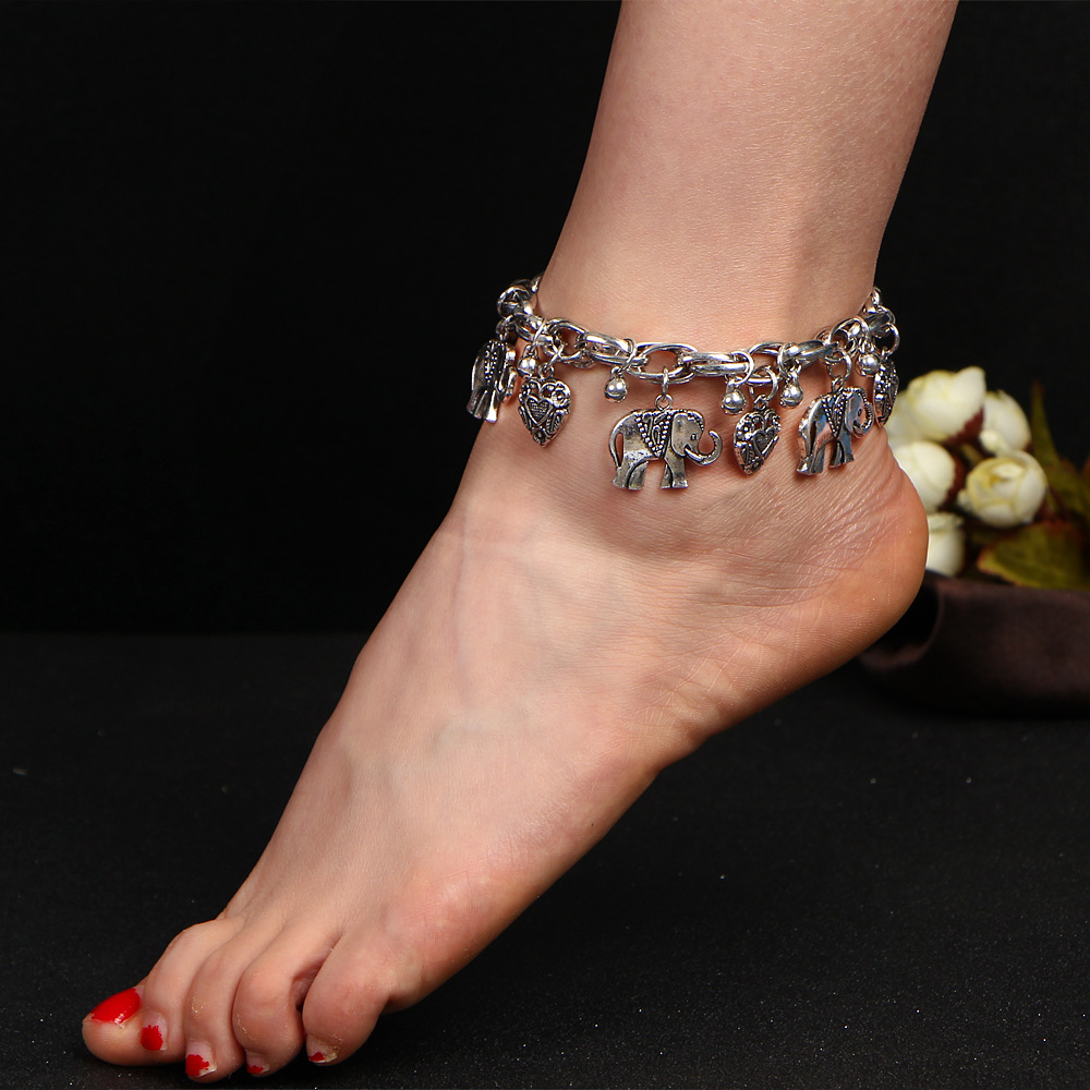 foot h uk ankle fatima from new fashion female silver bracelet chain idea love bracelets hamsa impressive jewelry inspiration pretentious leg sexy anklet exquisite for plated women anklets gifts hand
