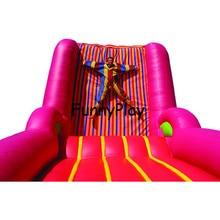 Коммерческая наружная надувная палка y настенная Карнавальная игра для взрослых/детей дешевая цена надувная палка стена с бесплатной доставкой