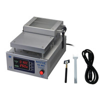 AOYUE 893 IC Board Repair Cleaner Heating System To Warm Up Thermostats With Digital Display 500W