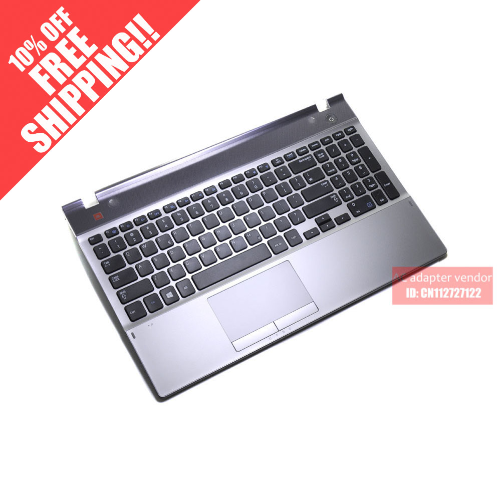 FOR Samsung NP550P5C laptop keyboard with c shell image